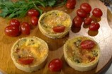 Quiche Margharita